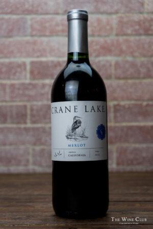 Crane Lake Merlot 2015   The Wine Club Philippines