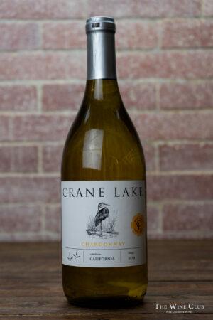 Crane Lake Chardonnay 2019   The Wine Club Philippines