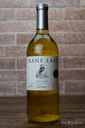 Crane Lake Riesling 2018   The Wine Club Philippines