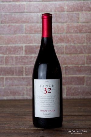 Ranch 32 Pinot Noir 2015   The Wine Club Philippines