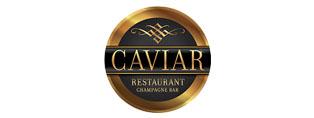 Caviar Restaurant Logo | The Wine Club Philippines