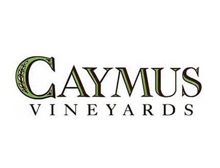 Caymus Vineyards Logo | The Wine Club Philippines