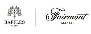 Raffles and Fairmont Makati Hotel Logo | The Wine Club Philippines