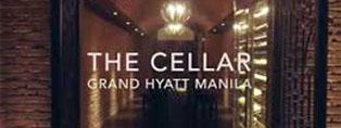 The Cellar Grand Hyatt Manila Logo | The Wine Club Philippines