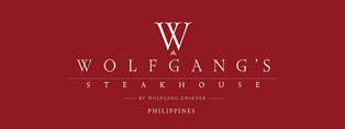 Wolfgang's Steakhouse Logo | The Wine Club Philippines
