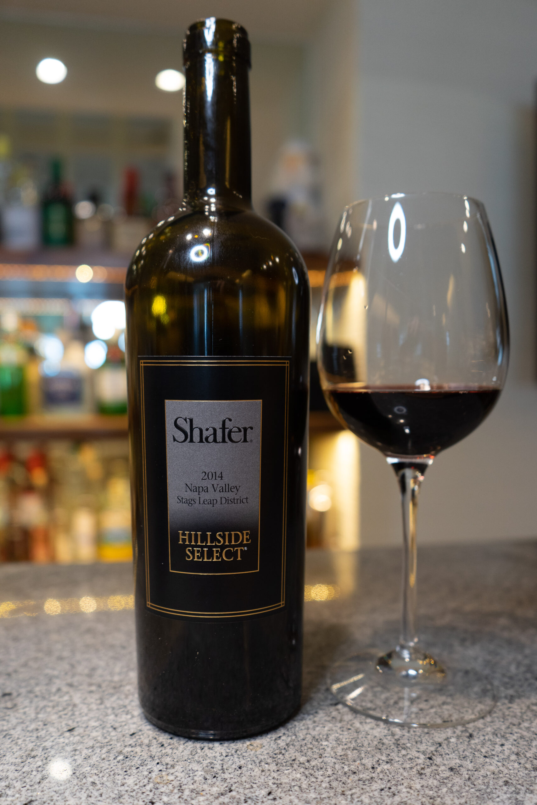 Shafer 2014 Napa Valley | The Wine Club Philippines