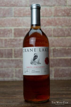 Crane Lake White Zinfandel 2016   The Wine Club Philippines