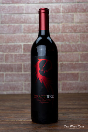 ObscuRed Red Blend 2017 | The Wine Club Philippines