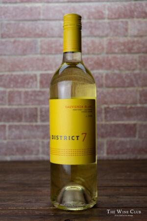 Disctrict 7 Sauvignon Blanc 2016   The Wine Club Philippines