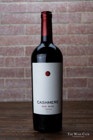 Cline Cashmere Red Blend 2017   The Wine Club Philippines
