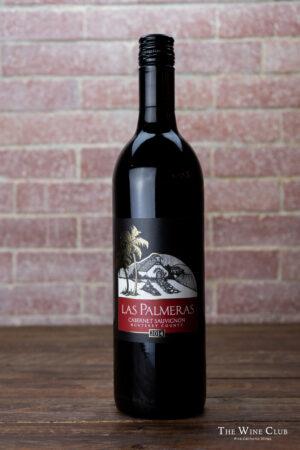 Las Palmeras Cabernet Sauvignon 2014 | The Wine Club Philippines