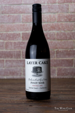 Layer Cake Pinot Noir 2016   The Wine Club Philippines