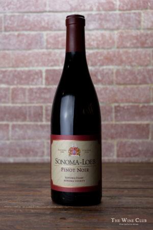 Sonoma-Loeb Pinot Noir 2016   The Wine Club Philippines