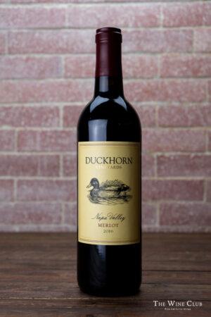 Duckhorn Merlot 2016   The Wine Club Philippines