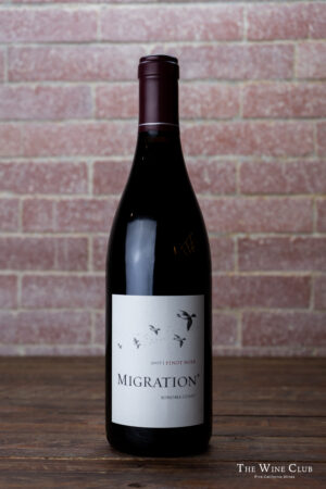Migration Pinot Noir 2017   The Wine Club Philippines