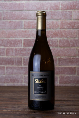 Shafer Red Shoulder Ranch Chardonnay 2017   The Wine Club Philippines