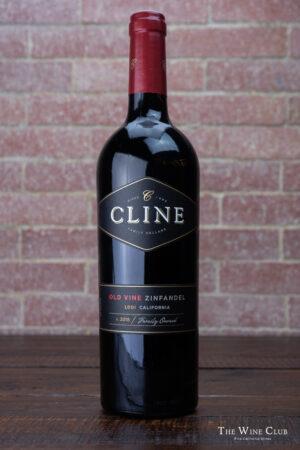 Cline Zinfandel 2018   The Wine Club Philippines