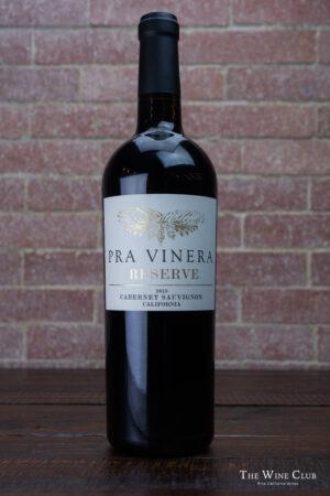 Pra Vinera Reserve Cabernet Sauvignon 2018 | The Wine Club Philippines