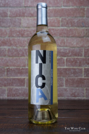 NICA + DADO NICA Pinot Grigio | The Wine Club Philippines