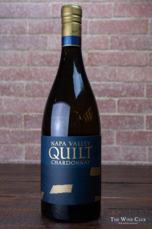 Quilt Chardonnay 2018   The Wine Club Philippines