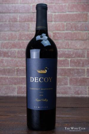 Decoy Limited Cabernet Sauvignon 2018 | The Wine Club Philippines