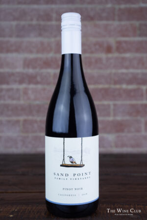 Sand Point Pinot Noir 2018   The Wine Club Philippines