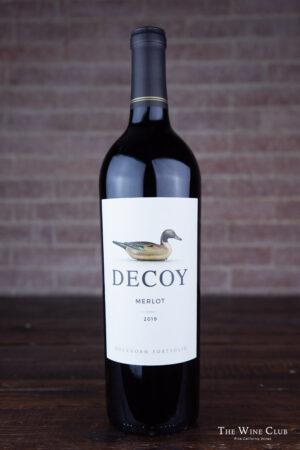 Decoy Merlot 2019   The Wine Club Philippines