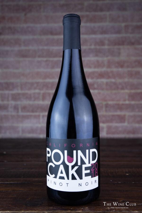 Pound Cake Pinot Noir 2018 | The Wine Club Philippines